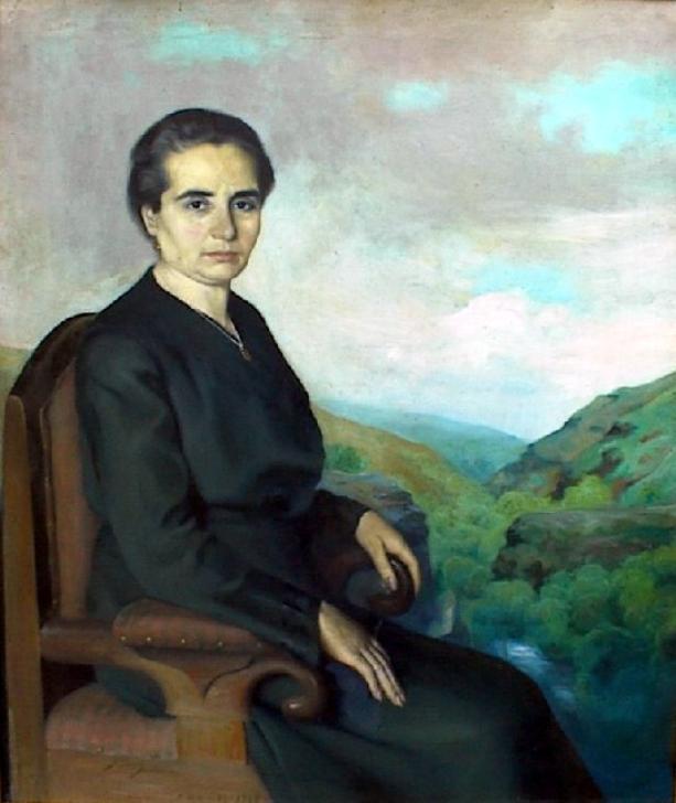 Retrato de Josefa López. 1947