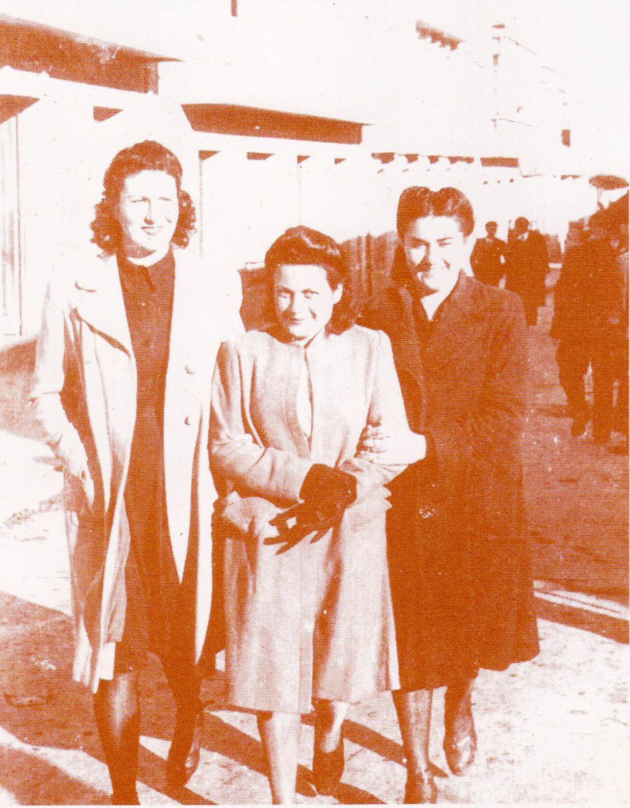 A Fonsagrada. 1943