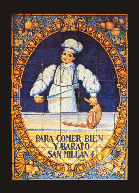 """Comercio de Madrid. Rúa San Millán, 4. Libro """"El sol sale para todos"""". Alberto Corazón. 1979"""