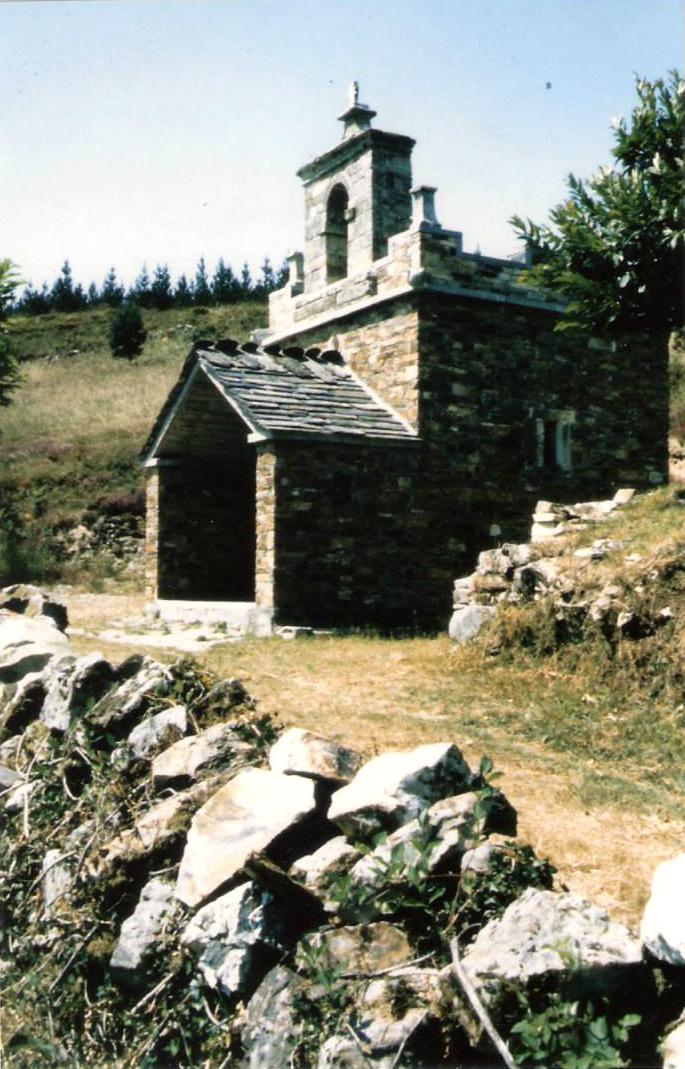 Capela de Santa BA?rbara de Silvela 1993