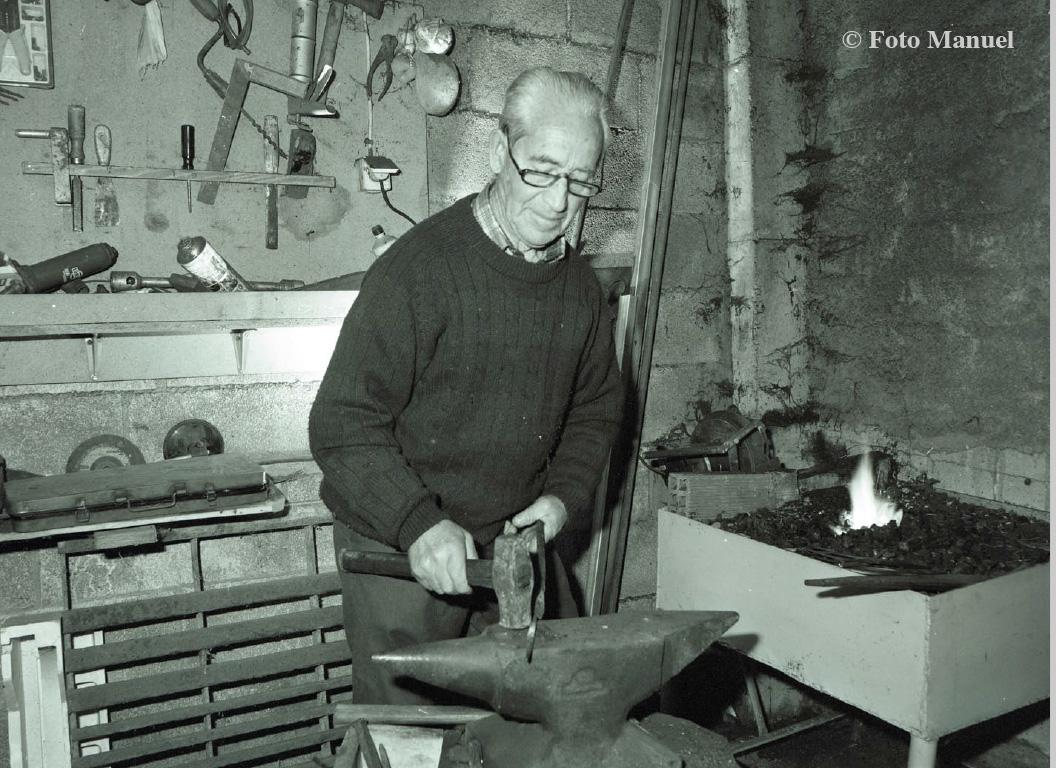 Otilio Álvarez, 1921-2006.